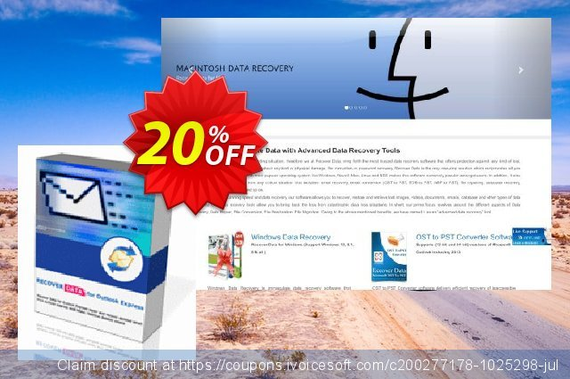 Recover Data for Outlook Express - Technician License discount 10% OFF, 2020 College Student deals sales