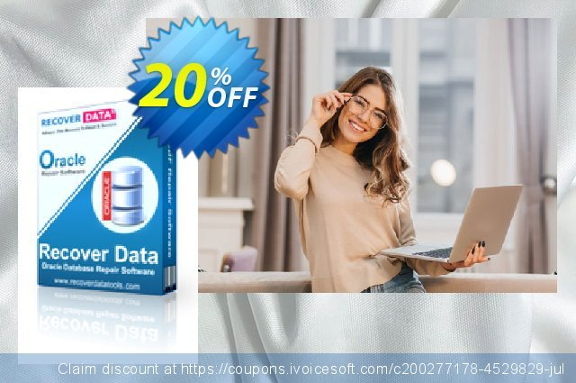 Recover Data for Oracle Database - Academic License discount 20% OFF, 2020 Back to School coupons sales