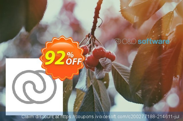 The O&O Summer Bundle for 5 PCs discount 92% OFF, 2021 World Population Day offering sales. 60% OFF O&O Defrag Professional (5 Pcs) Oct 2021
