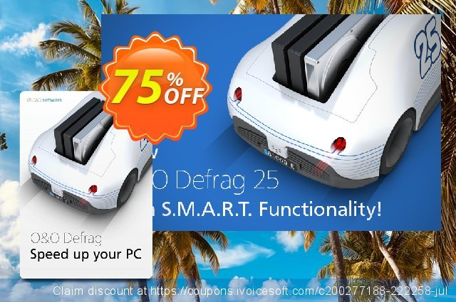 O&O Defrag 23 Professional discount 50% OFF, 2020 Back to School promo deals