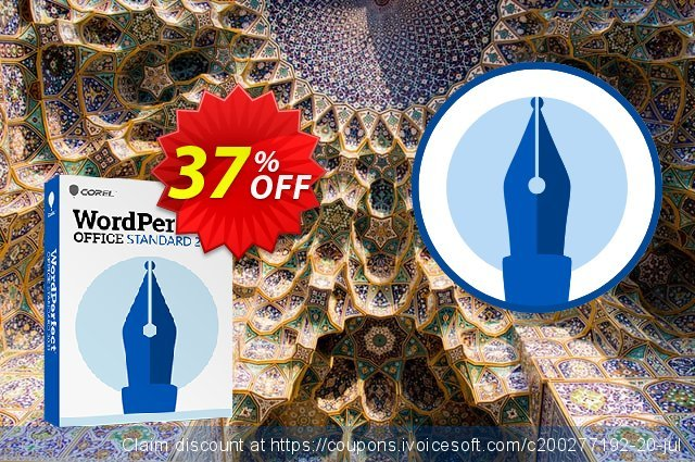WordPerfect Office Standard 2020 惊人 优惠 软件截图