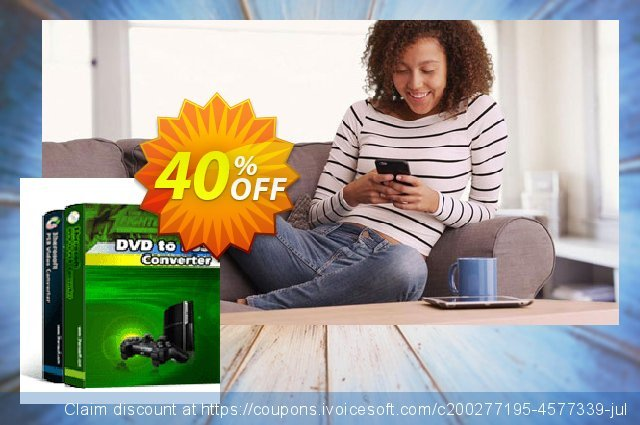 3herosoft DVD to PS3 Suite discount 40% OFF, 2021 New Year offering sales