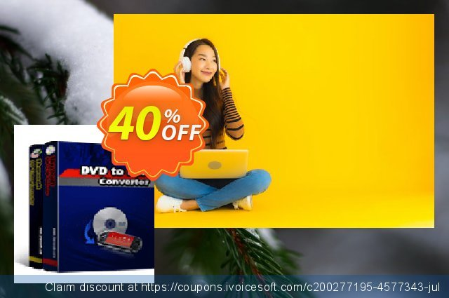 3herosoft DVD to PSP Suite discount 40% OFF, 2021 Happy New Year offering sales