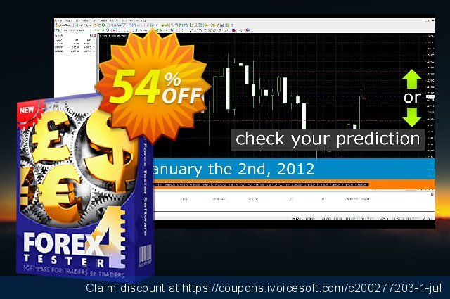 Forex Tester discount 54% OFF, 2020 Back to School event offering sales