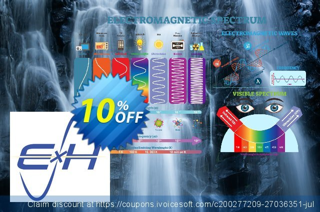 E x H Electromagnetics Education Package (Annually) discount 10% OFF, 2020 Back to School Promos offering sales