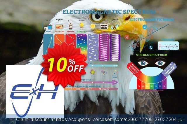 E x H Electromagnetics Education Package (Monthly) discount 10% OFF, 2020 Exclusive Student deals offering sales