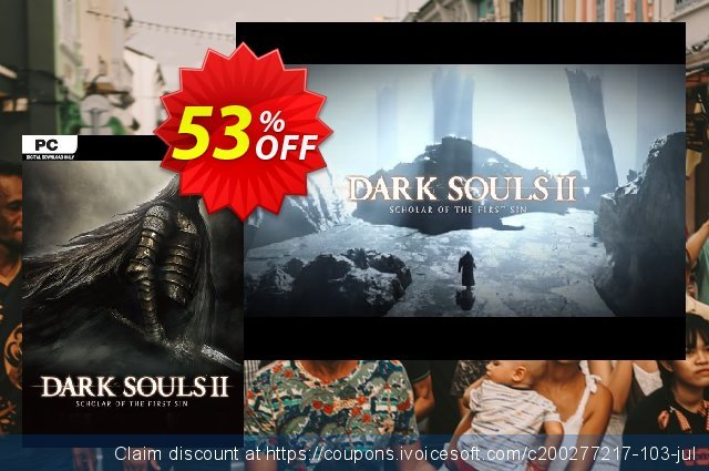 Dark Souls II 2: Scholar of the First Sin PC  멋있어요   세일  스크린 샷