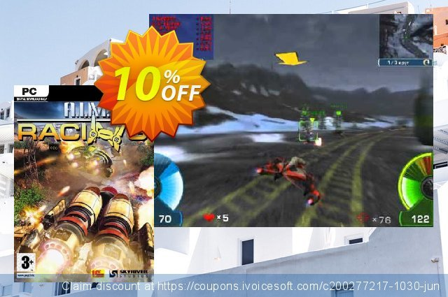 A.I.M. Racing PC discount 10% OFF, 2021 Halloween offering sales. A.I.M. Racing PC Deal