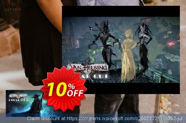 The Incredible Adventures of Van Helsing Final Cut PC discount 10% OFF, 2020 Halloween offering sales