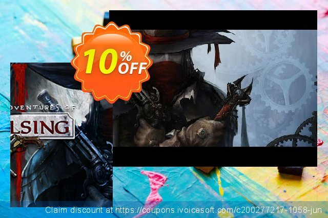 The Incredible Adventures of Van Helsing II PC discount 10% OFF, 2020 Back-to-School promotions sales