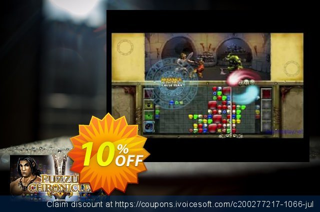 Puzzle Chronicles PC discount 10% OFF, 2020 Halloween offering sales