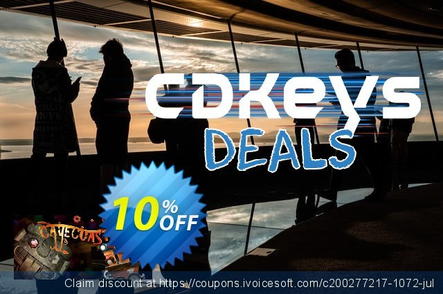 Cave Coaster PC discount 10% OFF, 2020 Halloween offering sales