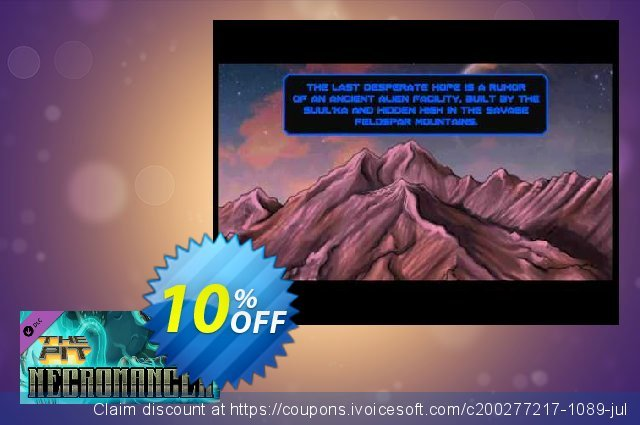 Sword of the Stars The Pit Necromancer PC discount 10% OFF, 2020 University Student offer offering sales