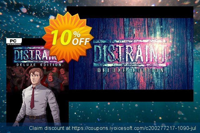 DISTRAINT Deluxe Edition PC discount 10% OFF, 2020 University Student deals offering sales