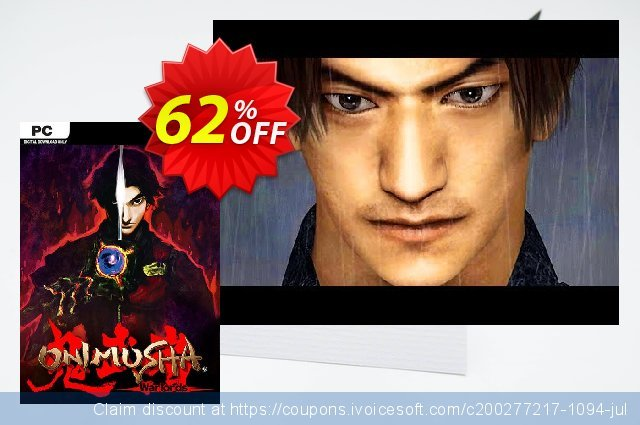 Onimusha Warlords PC discount 50% OFF, 2020 College Student deals discounts