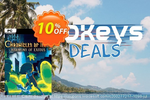 Chronicles of Teddy PC discount 10% OFF, 2020 Back to School promo offer