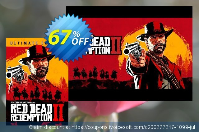 Red Dead Redemption 2 - Ultimate Edition PC 令人震惊的 产品销售 软件截图