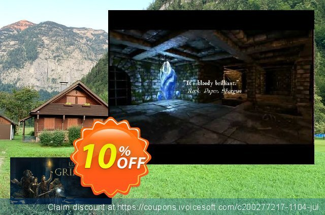 Legend of Grimrock PC discount 10% OFF, 2020 Back to School coupons promo