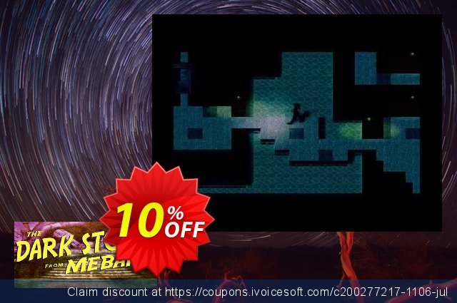 The Dark Stone from Mebara PC discount 10% OFF, 2020 Halloween offering sales