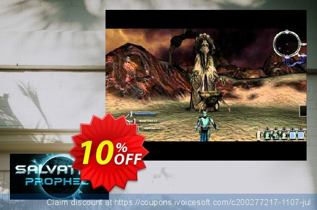 Salvation Prophecy PC discount 10% OFF, 2020 Student deals offering sales