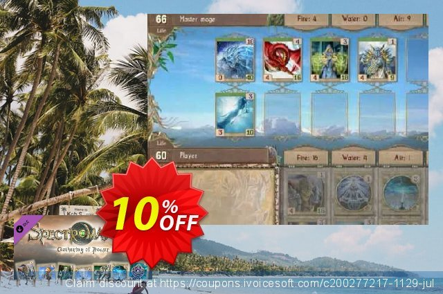 Spectromancer Gathering of Power PC discount 10% OFF, 2020 Exclusive Student discount offering sales