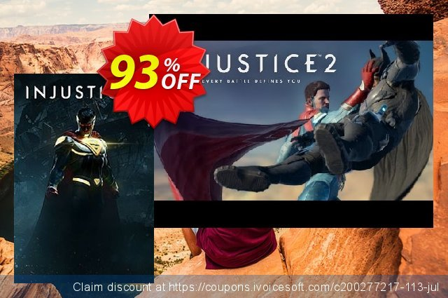 Injustice 2 PC discount 91% OFF, 2021 New Year offering sales
