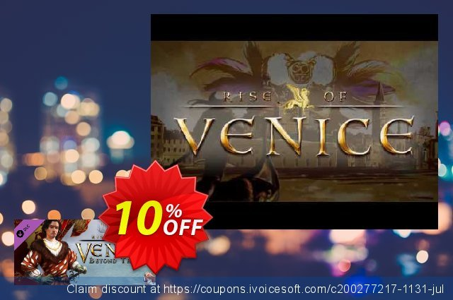 Rise of Venice Beyond the Sea PC  굉장한   세일  스크린 샷