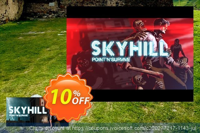 SKYHILL PC discount 10% OFF, 2020 Back to School deals offering sales