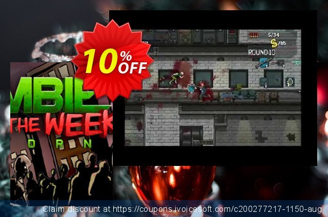 Zombie Kill of the Week Reborn PC  서늘해요   할인  스크린 샷