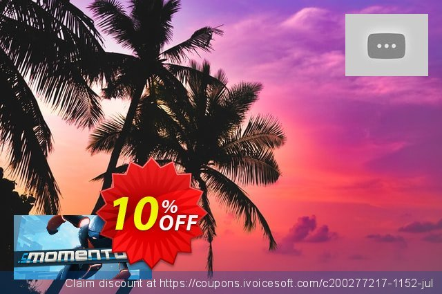 inMomentum PC discount 10% OFF, 2020 University Student offer promotions