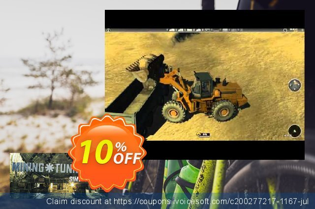 Mining & Tunneling Simulator PC discount 10% OFF, 2020 Halloween offering sales