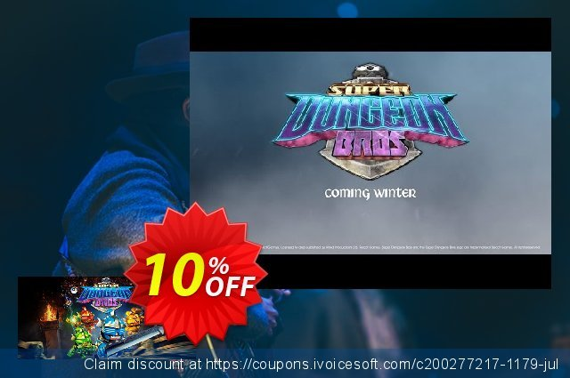 Super Dungeon Bros PC discount 10% OFF, 2020 College Student deals promo sales