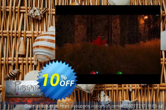 Purgatory War of the Damned PC discount 10% OFF, 2020 Back to School event offering sales