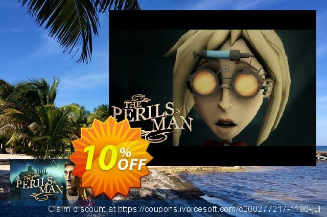 Perils of Man PC discount 10% OFF, 2020 Exclusive Student deals promotions