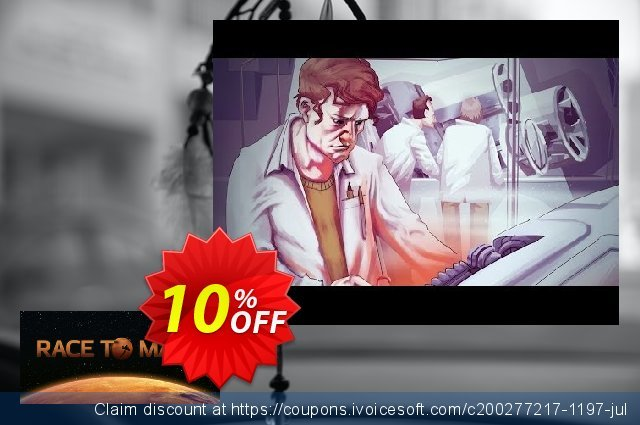 Race To Mars PC discount 10% OFF, 2020 College Student deals offering deals