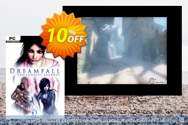 Dreamfall The Longest Journey PC discount 10% OFF, 2021 Happy New Year discount