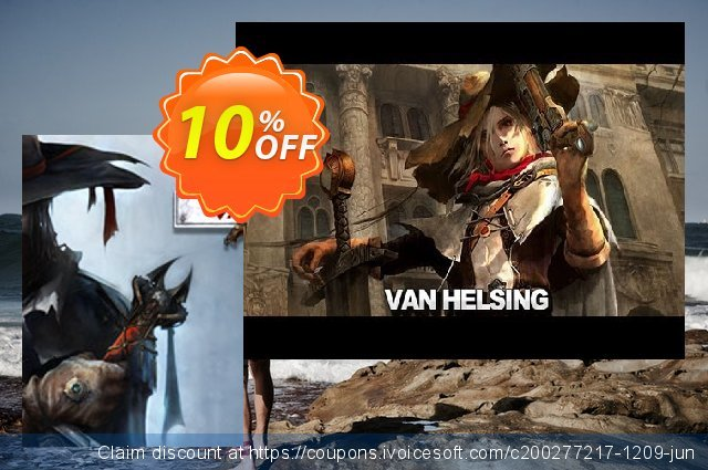 The Incredible Adventures of Van Helsing PC discount 10% OFF, 2020 Back to School coupons promotions