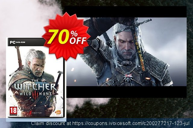 The Witcher 3: Wild Hunt PC discount 81% OFF, 2020 University Student offer offering sales