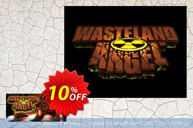 Wasteland Angel PC discount 10% OFF, 2020 Exclusive Student discount offering sales