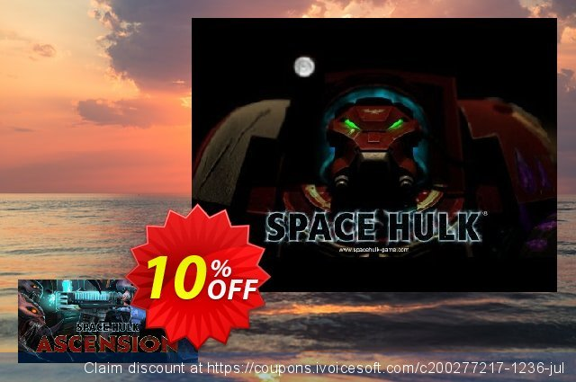 Space Hulk Ascension PC discount 10% OFF, 2020 University Student offer promo sales