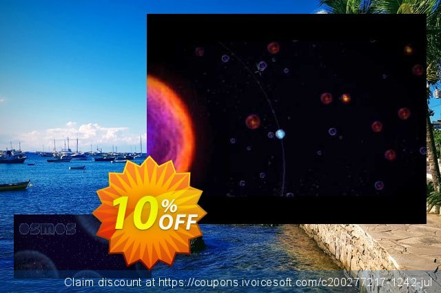 Osmos PC discount 10% OFF, 2020 Halloween offering sales