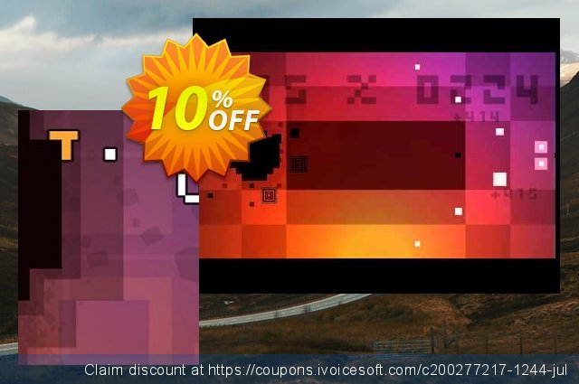 BIT.TRIP VOID PC discount 10% OFF, 2020 Back to School promotion offering sales