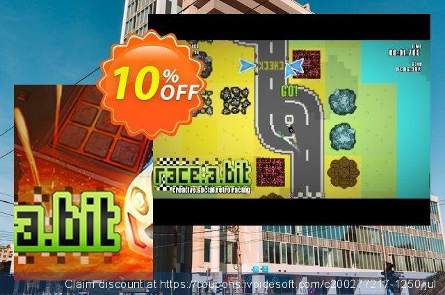 Race.a.bit PC 激动的 促销销售 软件截图