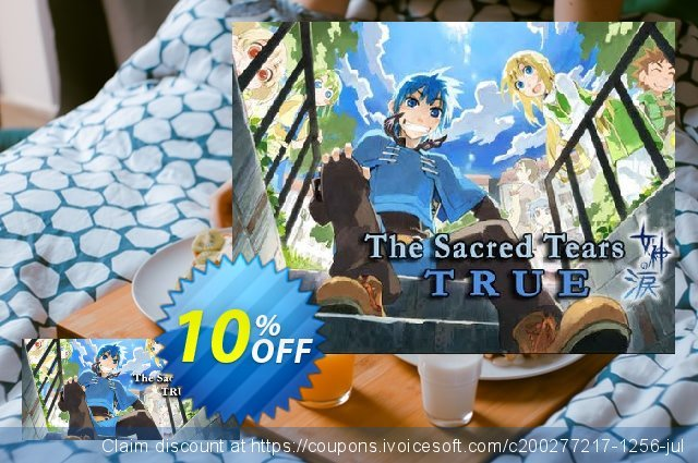 The Sacred Tears TRUE PC discount 10% OFF, 2020 Exclusive Teacher discount promo