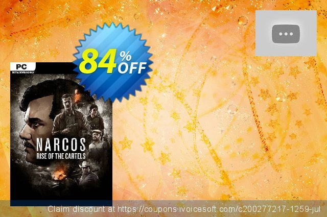 Narcos: Rise of the Cartels PC discount 60% OFF, 2020 Teacher deals offering sales