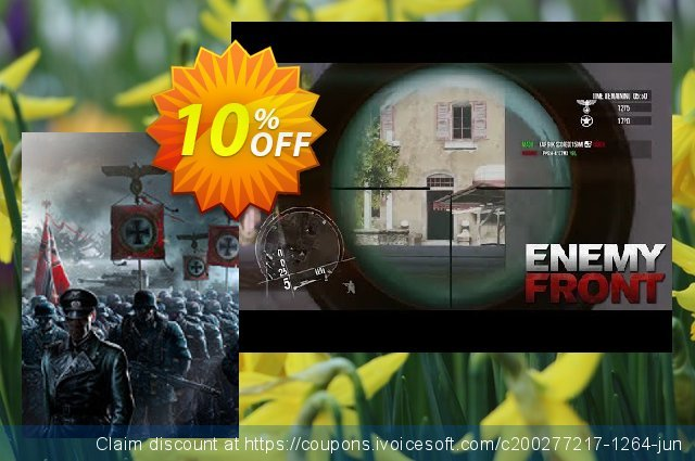 Enemy Front Multiplayer Map Pack PC discount 10% OFF, 2020 Back to School Promos offering sales