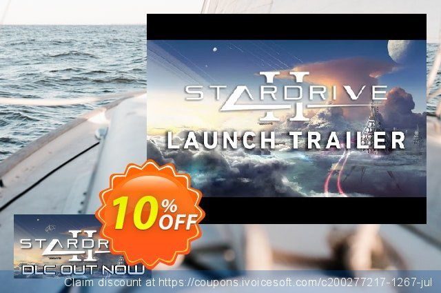 StarDrive 2 PC discount 10% OFF, 2020 Halloween deals