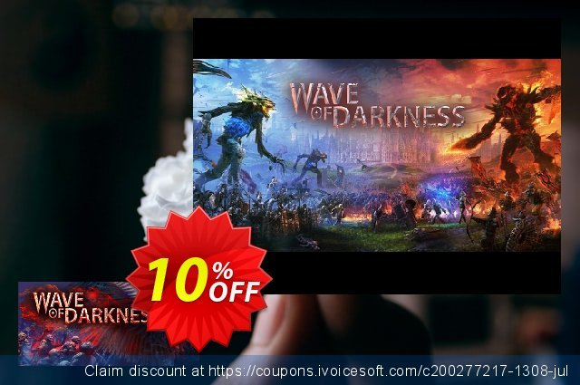 Wave of Darkness PC discount 10% OFF, 2020 Back to School promo discount