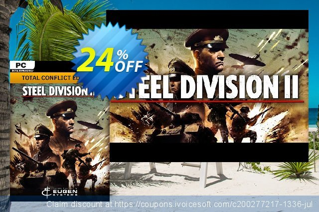 Steel Division 2 - Total Conflict Edition PC 惊人的 优惠码 软件截图