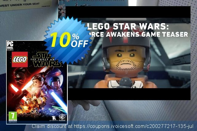 LEGO Star Wars: The Force Awakens PC  대단하   매상  스크린 샷